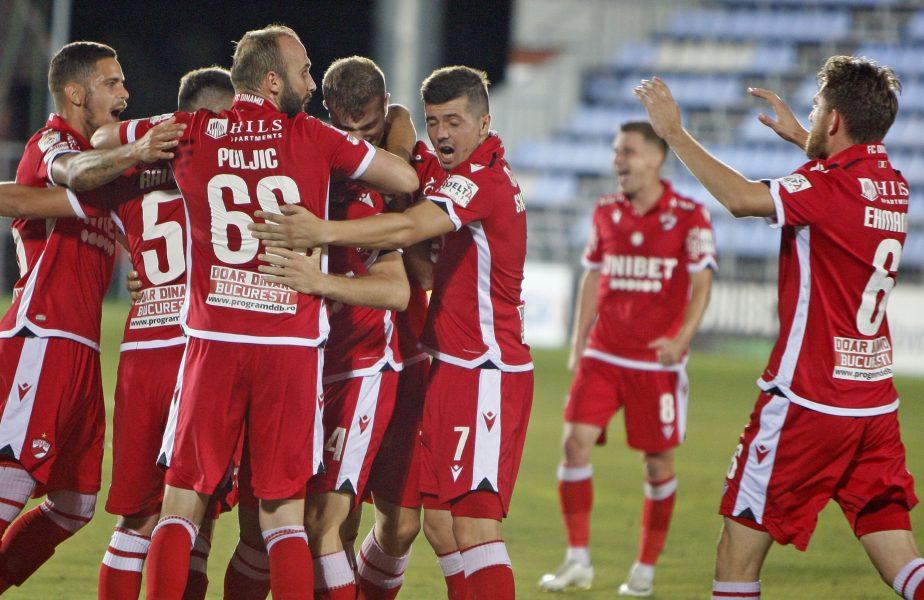 Gol pentru Dinamo! Primul super-transfer din era spaniolă