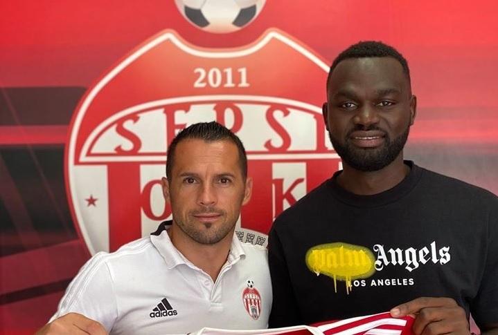 I l-a furat de sub nas! Jucătorul dorit de Dinamo tocmai a semnat cu Sepsi