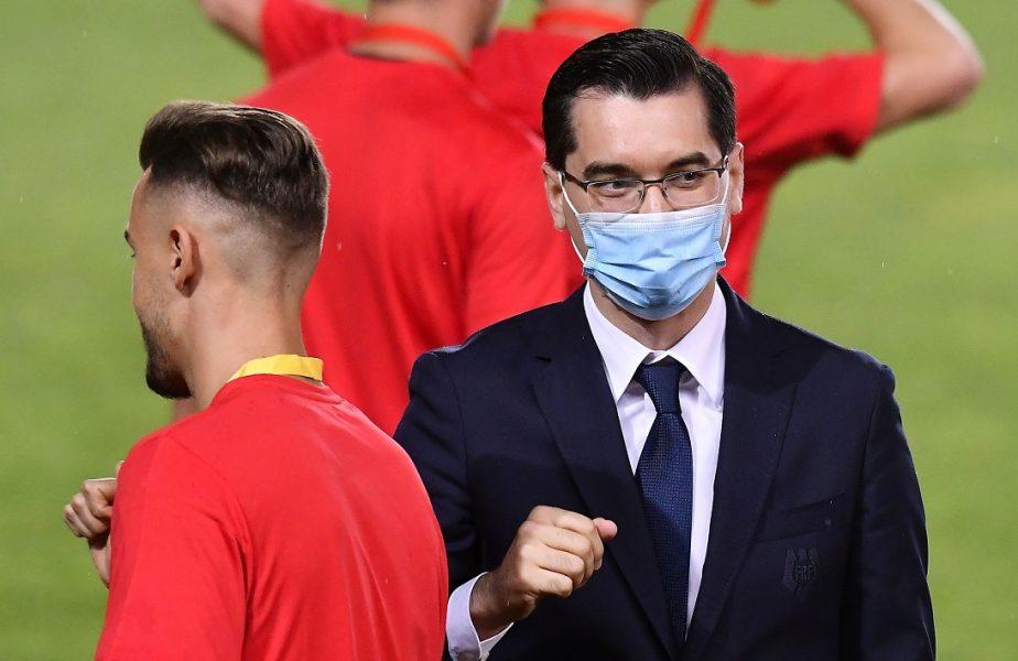Schimbări majore în Liga 1. Deciziile anunţate de Răzvan Burleanu. Cum se pot pierde meciurile cu 0-3 din cauza pandemiei