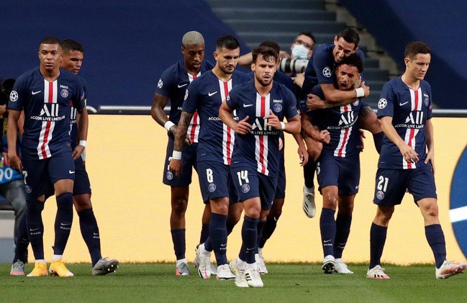 PSG s-a calificat, în premieră, în finala Champions League. Starurile din Franţa au învins-o la scor de neprezentare pe Leipzig. Di Maria, gol şi două pase decisive!