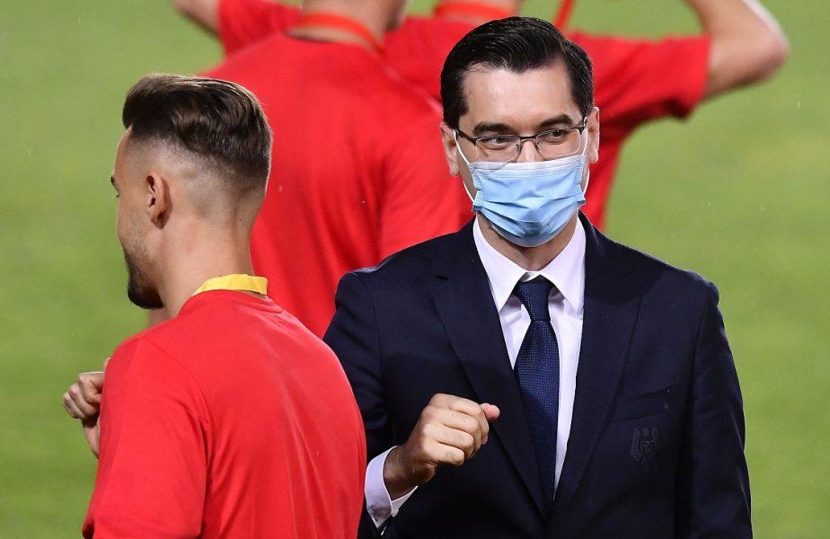 Se schimbă protocolul medical în Liga 1! Anunţul făcut de Burleanu şi Stroe după întâlnirea de la Guvern
