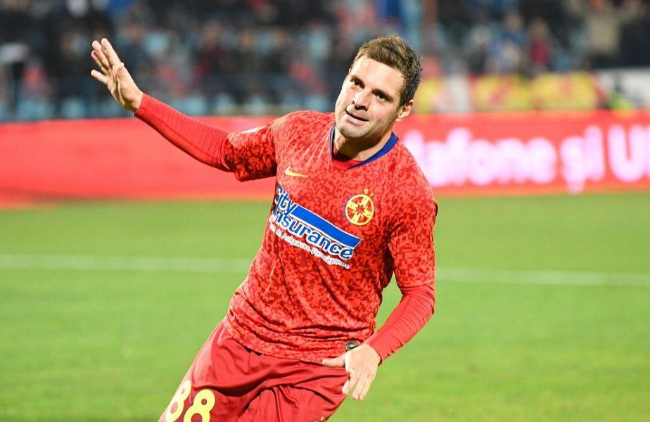 Adi Popa a marcat pentru o echipă de Liga 1! Cu cine se antrenează fostul jucător de la FCSB şi unde vrea să joace