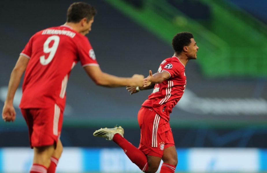 Lyon – Bayern Munchen 0-3. Francezii nu au mai reuşit surpriza, iar nemţii vor juca finala Champions League cu PSG