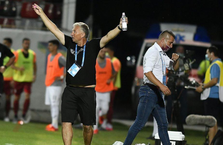 Dan Petrescu a avut dreptate! Repriză de coşmar pentru CFR Cluj. Campionii României s-au făcut de râs în Malta