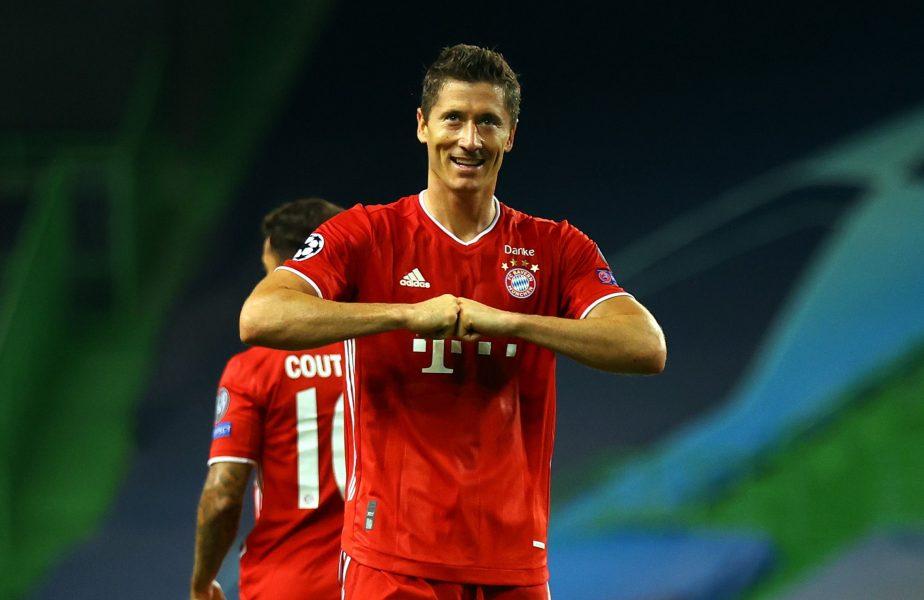 """Robert Lewandowski vrea la """"masa bogaților!"""" Mesajul polonezului pentru Cristiano Ronaldo și Lionel Messi: """"Sunt printre cei mai buni de ani de zile!"""""""