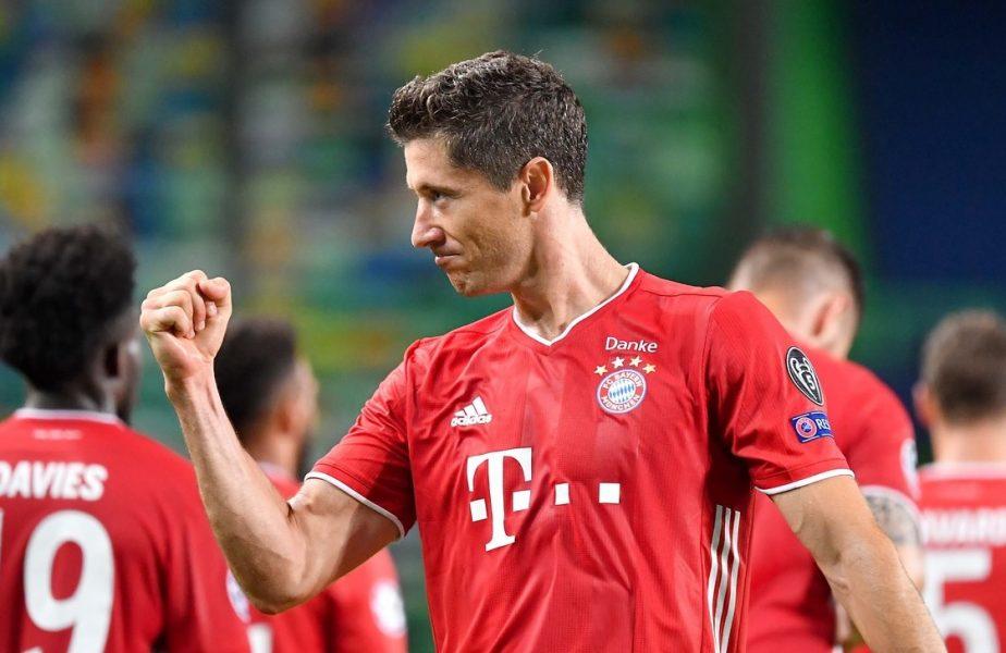 """Robert Lewandowski, cu gândul la plecare! Preşedintele lui Bayern a reacţionat imediat: """"Are încă doi ani de contract!"""""""
