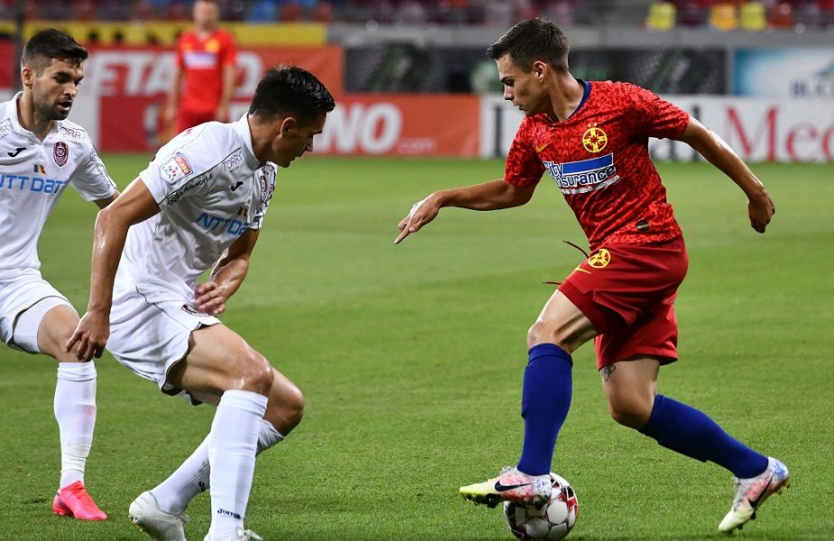 FCSB l-a împrumutat pe Kun Aguero de România! Unde a ajuns puştiul în care MM îşi punea mari speranţe