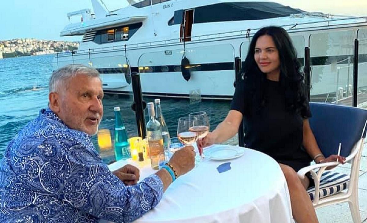 """Ilie Năstase, cadou extravagant pentru cea de-a cincea soţie. A plătit 240.000 de euro. """"Mai am cinci!"""""""