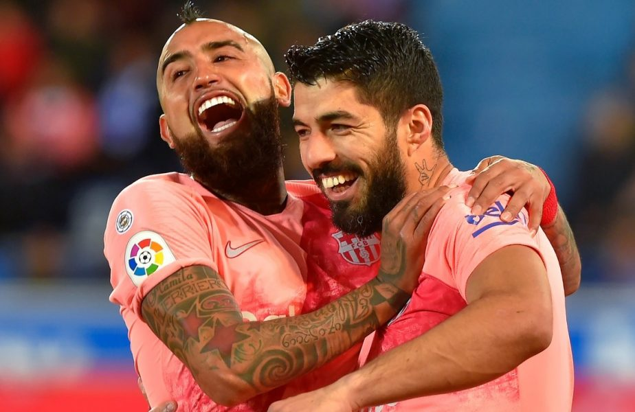 Vidal, OUT de la Barcelona? Mijlocaşul poate reveni la Juventus. A fost sunat de Pirlo şi Buffon