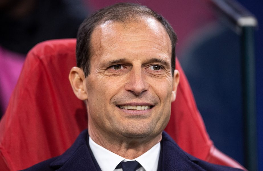 Surpriză totală la Milano! Max Allegri îi ia locul lui Conte, la Inter