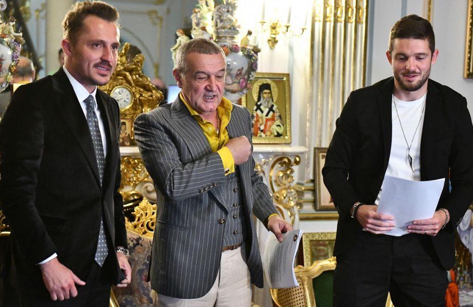 """Schimbat la pauză, Buş nu se teme de Becali! """"Mi-am asumat când am venit aici."""" Atacantul nu-şi cunoaşte adversarul din Europa League"""