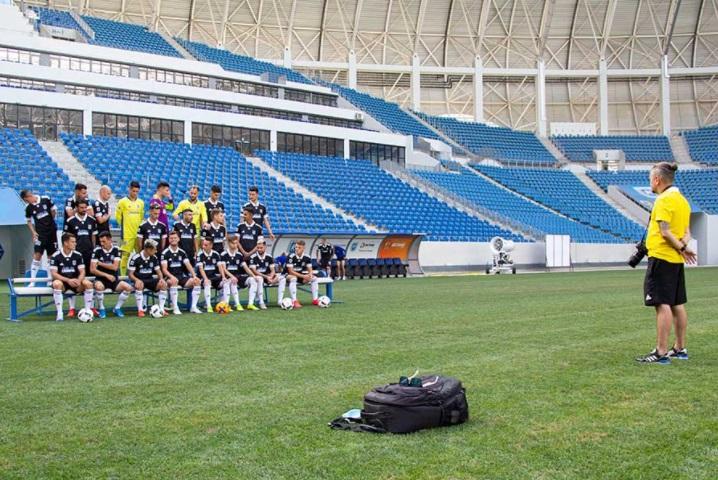 FC U Craiova a intrat pe stadionul Ion Oblemenco! Ce a făcut echipa lui Mititelu