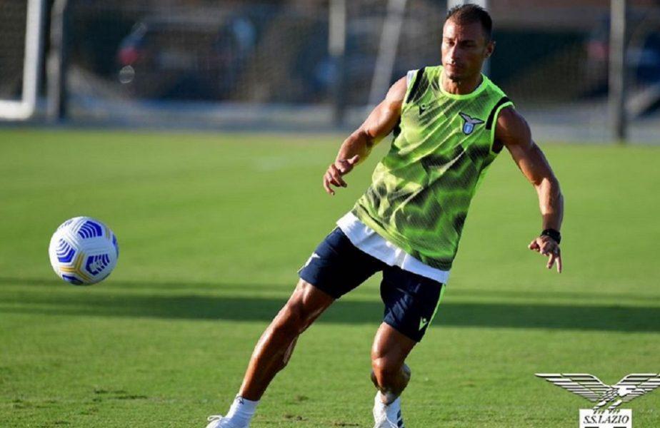 Radu Ștefan și-a surprins coechipierii la revenirea din vacanță. Sondajul inedit inițiat de cel mai valoros jucător al lui Lazio