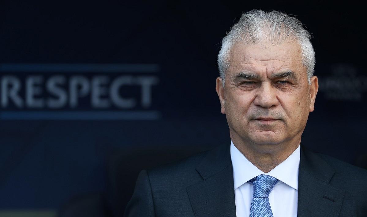 Anghel Iordănescu, mesaj ferm pentru Gigi Becali