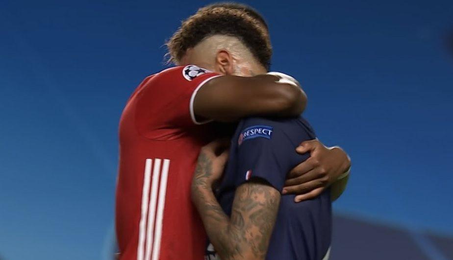 Gestul sublim făcut de Alaba. La final, a ţâşnit spre Neymar. Brazilianul era devastat şi cu lacrimi în ochi. Imagini senzaţionale