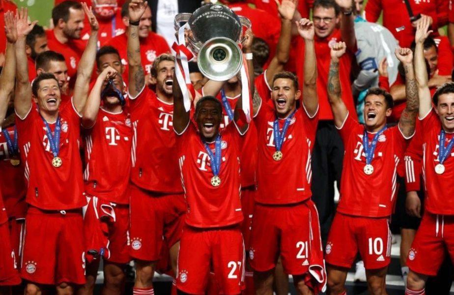 Lovitură financiară pentru Bayern! Câţi bani a încasat câştigătoarea Champions League