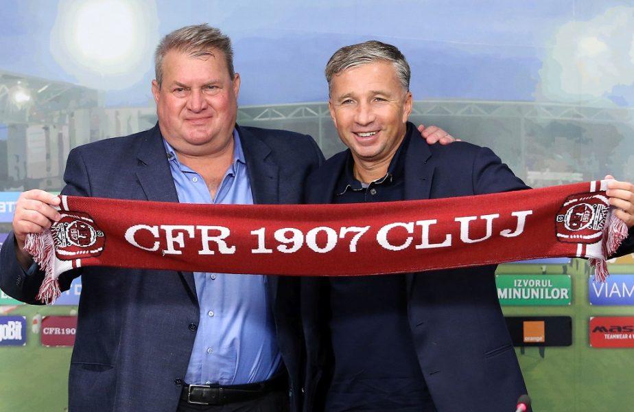 EXCLUSIV | S-au rezolvat problemele la CFR! Ce spune Iuliu Mureşan despre o revenire la echipa campioană