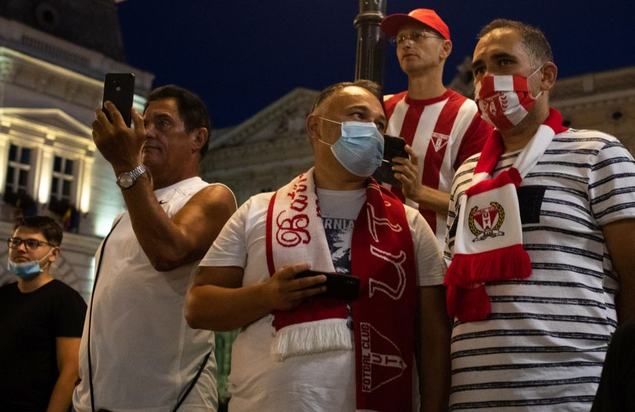 Primul meci cu spectatori din Liga 1?! DSP Arad susţine că UTA poate avea fani în tribune