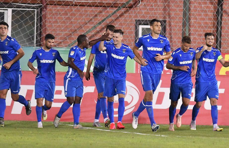 LIVE SCORE | FC Voluntari – Gaz Metan Mediaş 2 – 1. Eric centrează impecabil pentru golul doi al ilfovenilor