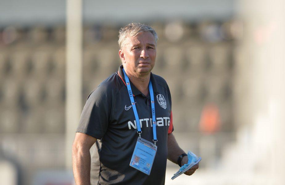 Dan Petrescu atacă grupele Ligii Campionilor cu jucători din playout! Atacantul care va semna cu CFR Cluj