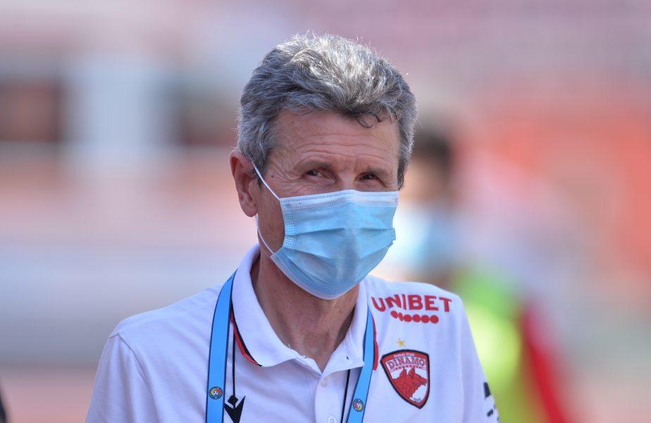 """Mulţescu gata să îl lase în locul său pe Contra: """"Sunt patroni. Pentru Dinamo accept orice!"""" Transferul stelar pe care îl cere spaniolilor: """"E un vis prea frumos pentru noi"""""""
