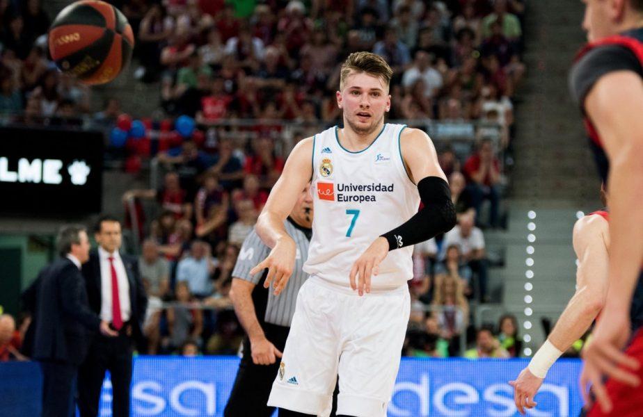 Americanii au un nou idol în baschet şi nu e unul de-al lor! Luka Doncic are NBA-ul la picioare la doar 21 de ani