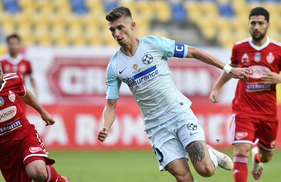 Pirlo de România! Florin Tănase impresionează la FCSB pe noul post