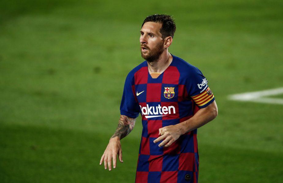NEWS ALERT | CUTREMUR la Barcelona! Messi a trimis un fax prin care anunţă că vrea să rupă unilateral contractul. Şedinţă de urgenţă la club