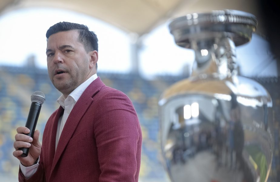 """Prima reacţie a lui Cosmin Contra, după ce a semnat cu Dinamo: """"Nu vor fi vorbe, vor fi fapte"""""""