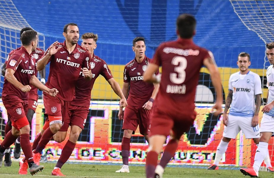 CFR îşi aduce atacant după eliminarea din Champions League! Ce salariu va avea noul jucător al lui Dan Petrescu