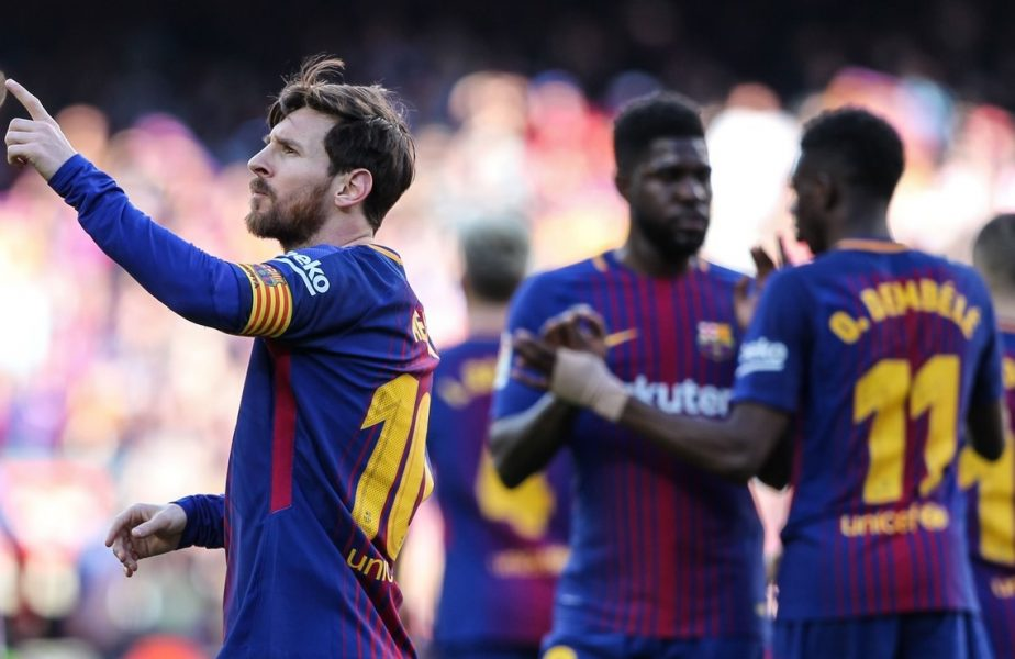 Barcelona i-a găsit înlocuitor lui Messi! Cine va fi numărul 1 pe Camp Nou după plecarea argentinianului