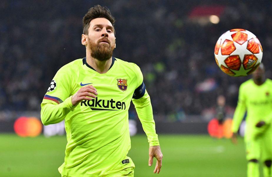 Suma uriaşă pe care o pune la bătaie Manchester City pentru a-l aduce pe Leo Messi în Premier League
