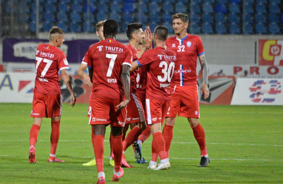 VIDEO   Petrecere moldovenească în Kazahstan! Cum au sărbătorit jucătorii de la Botoşani calificarea în turul doi preliminar al Europa League
