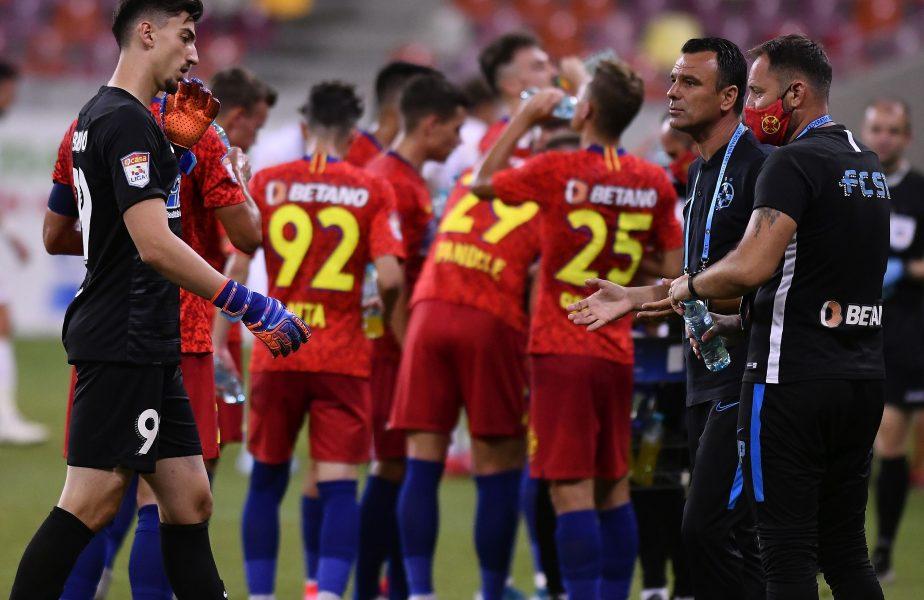 Posibilele adversare ale FCSB în turul al doilea preliminar din Europa League. Poate da şi peste coşmarul Craiovei