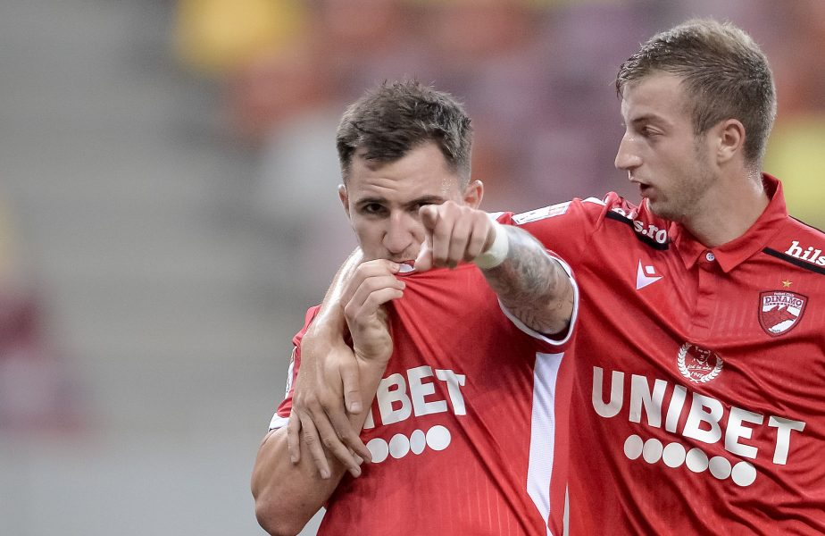"""Conducerea lui Dinamo s-a pus pe treabă! Deian Sorescu şi-a prelungit contractul cu """"câinii"""""""