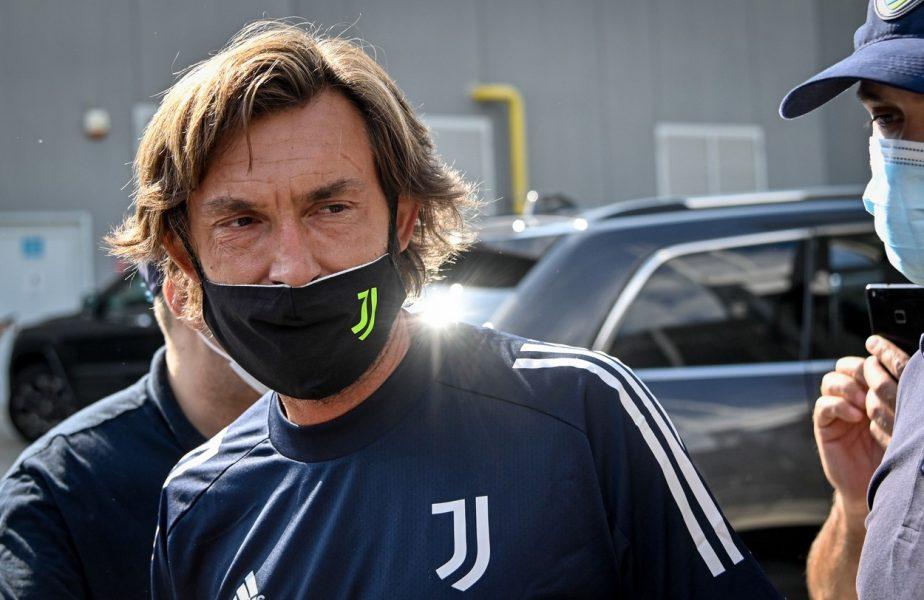 Un român poate face istorie la Juventus. Pirlo l-a chemat de urgenţă să se antreneze alături de Ronaldo