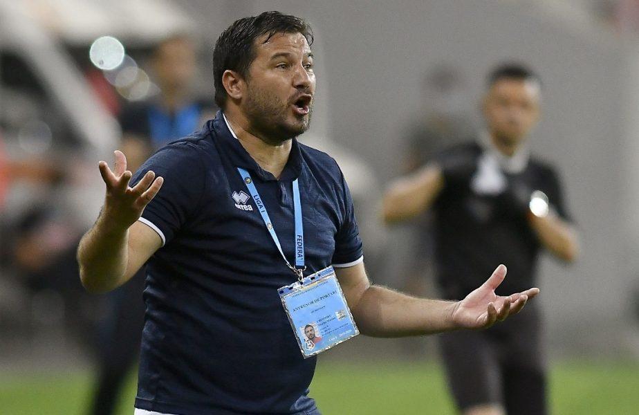 """EXCLUSIV   Moldovenii, decişi să nu calce pe urmele Craiovei. """"Am pune în bernă steagul lui FC Botoşani"""""""