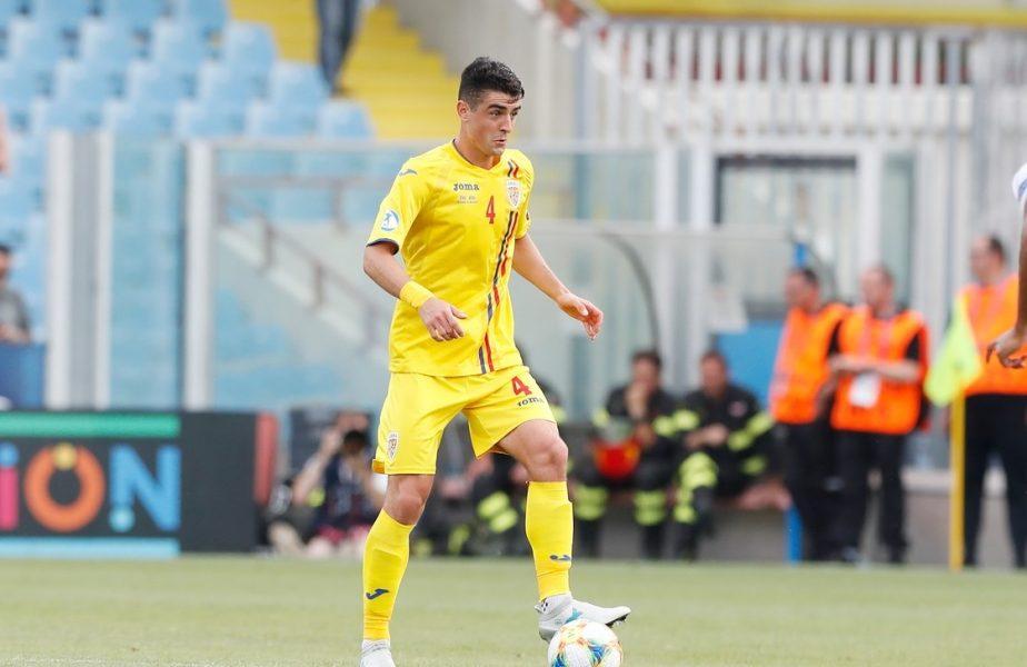 """""""E un vis devenit realitate!"""" Ce spune Alex Paşcanu despre selecţionerul Adi Mutu şi cele două meciuri ale naţionalei U21"""