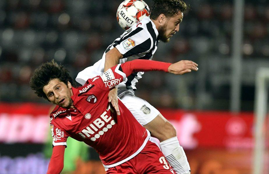 """Nu se teme că va fi dat afară de la Dinamo! Fabbrini, răspuns detaşat la """"atacul"""" lui Contra"""