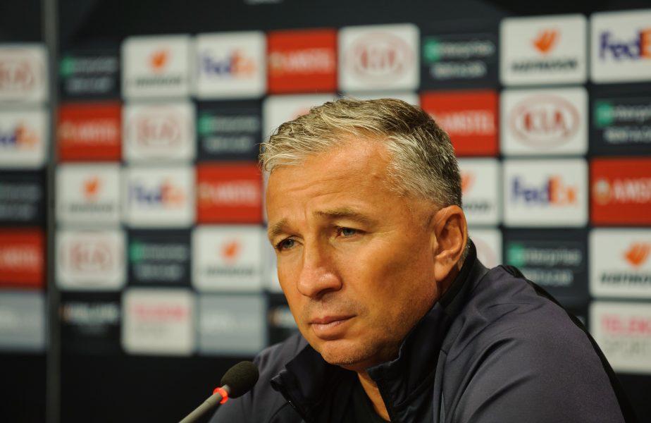 """Dan Petrescu a anunţat plecarea unui titular de la CFR: """"S-a înţeles cu Samsunspor, e o pierdere mare!"""" Mesaj pentru conducere"""