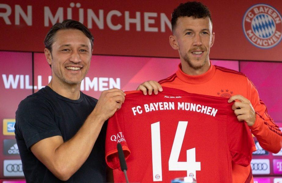 Bayern vrea să își oprească vedetele! Bavarezii, în tratative cu Inter pentru a-l transfera definitiv pe Perisic