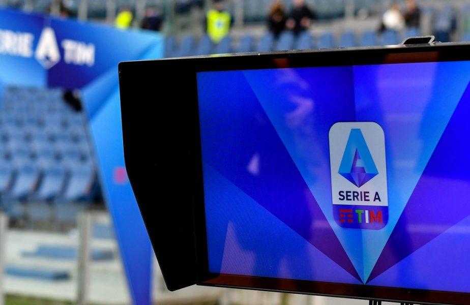 S-a tras ţintarul în Serie A. Cristiano Ronaldo revine pe teren. Meciurile din prima etapă şi când se disputa derby-urile!