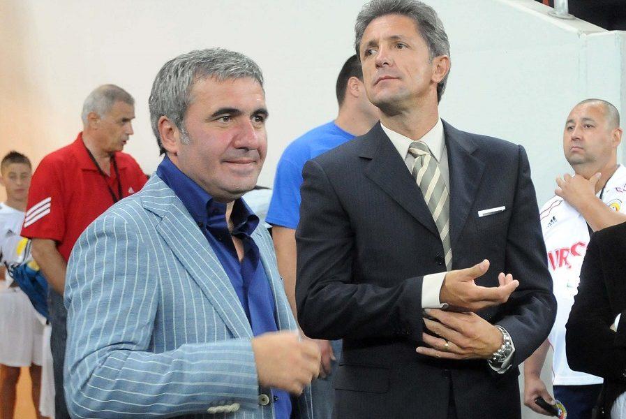 """Gică Popescu a explicat de ce a mers cu Gică Hagi la antrenamentul lui Galatasaray. """"Am dat timpul înapoi!"""""""