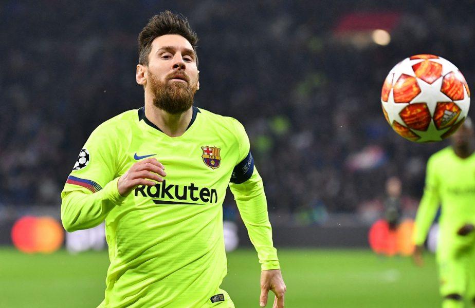 Messi s-a decis – va rămâne la Barcelona! Anunţul făcut în Argentina