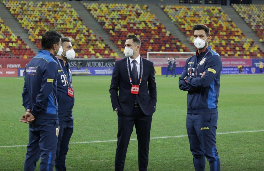 România – Irlanda de Nord 1-1. Deziluzie provocată de tricolori! Britanicii îi strică debutul lui Rădoi