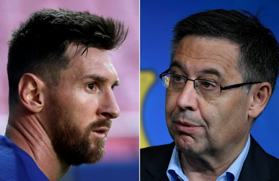 """Lionel Messi, atac la numărul 1 din conducerea Barcelonei. """"Nu s-a ținut de cuvânt!"""". Reacție acidă a starului argentinian"""