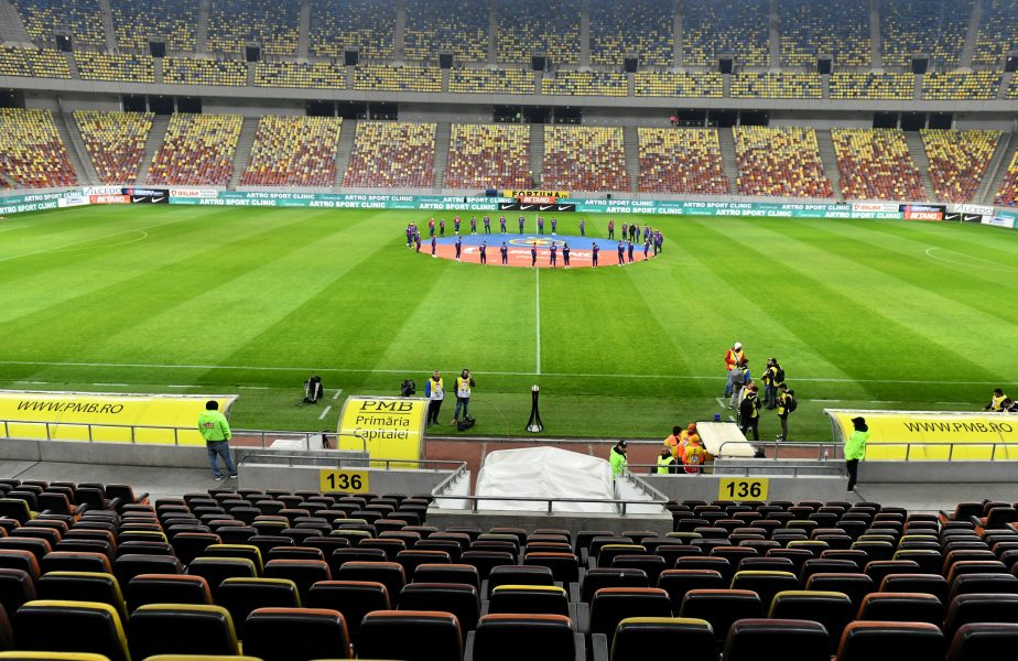 Se închide Arena Naţională! Motivul pentru care s-a luat această decizie la câteva ore după România – Irlanda de Nord