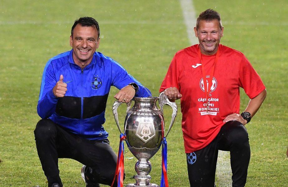 """Neubert şi-a impresionat rivalii din Liga 1! """"Nu trebuie să ne mire că cei de la FCSB stau foarte bine fizic"""""""