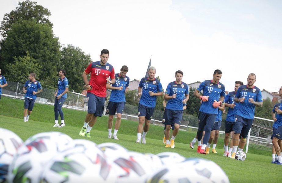 Rădoi nu-i lasă pe tricolori să respire! Două antrenamente înainte de meciul cu Austria