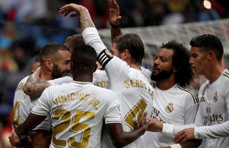 Real Madrid e pe deficit! Ce sumă uriașă au pierdut spaniolii după plecarea unui jucător spre Premier League